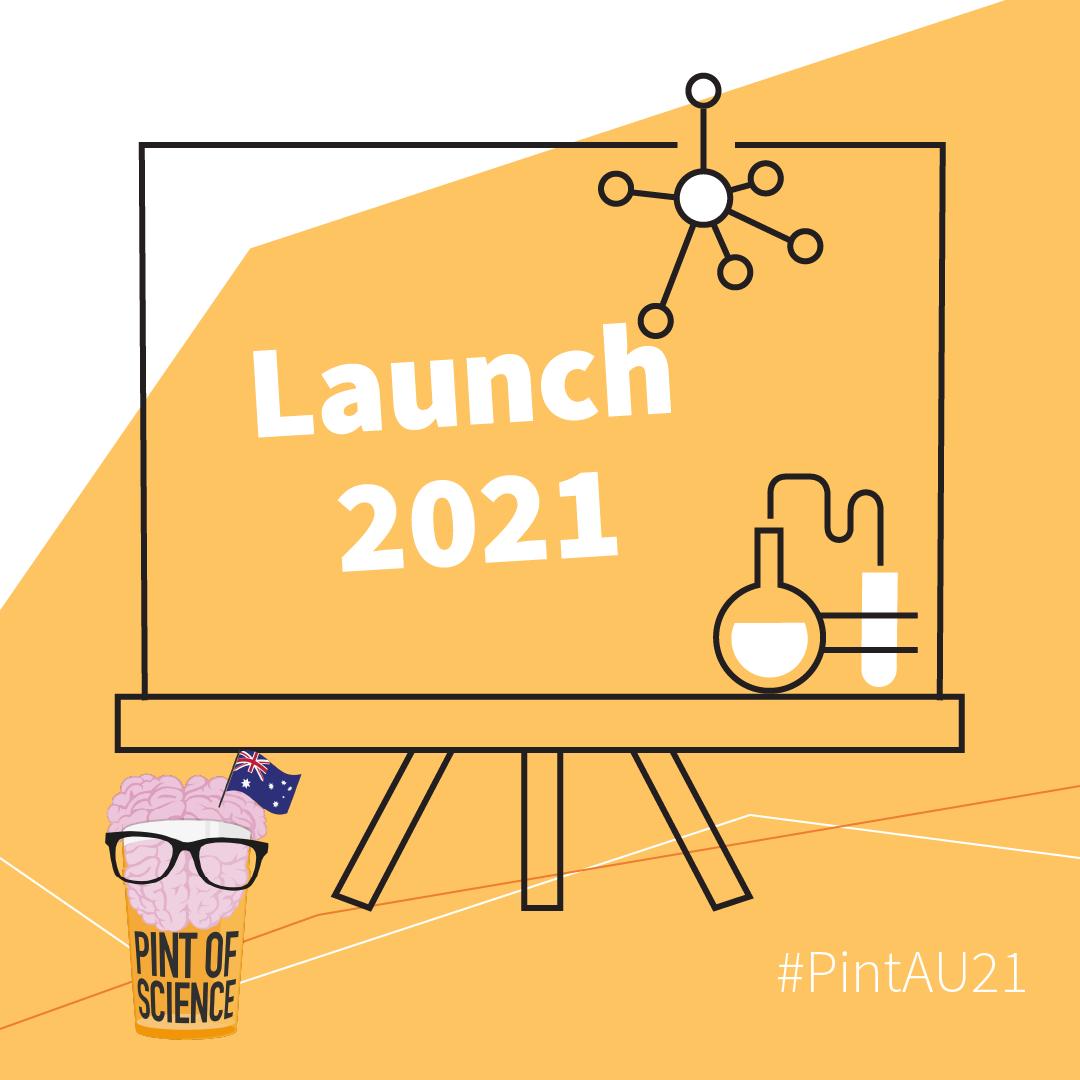 Launch 2021 logo