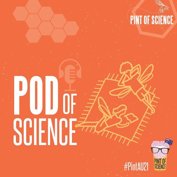 Pod of Science logo