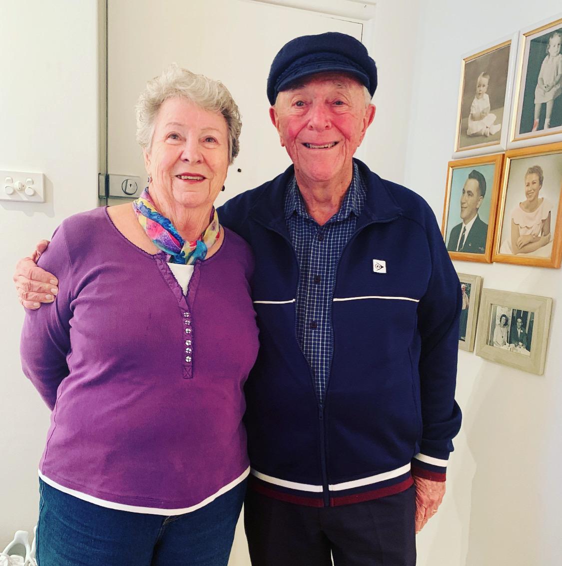 Jim & Marilyn Kime
