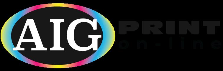 AIG Print On-Line Logo