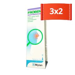 Froben Raffreddore spray Nasale farmaco di automedicazione 15 ml