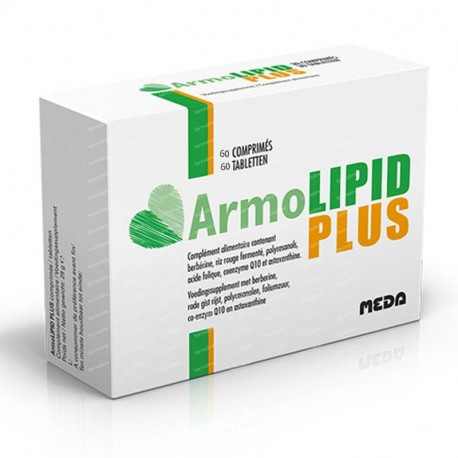 4 confezioni Armolipid Plus 60 compresse Integratore colesterolo