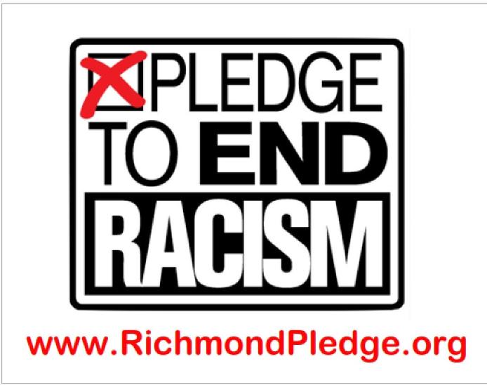 Pledge yardsign