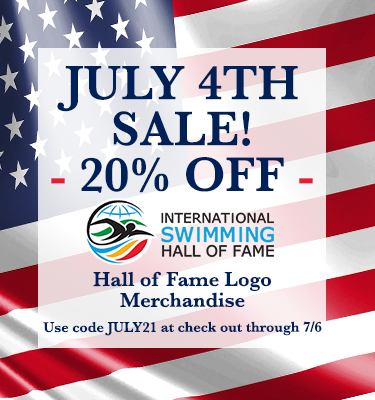 4th of July sale at ISHOF