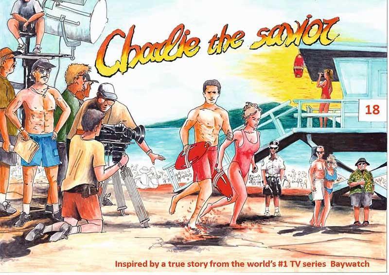 Charlie the Savior book