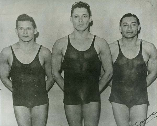 The Spence Brothers - Wally, Leonard and Walter