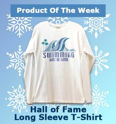 Hall of Fame Long Sleeve t-shirt