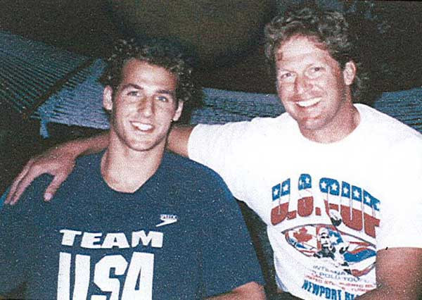 Bruce Wigo Inducted Water Polo Hall of Fame