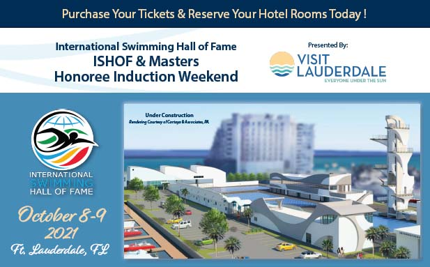 ISHOF Induction Ceremony Info
