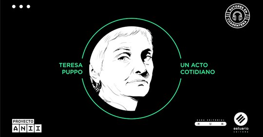 Teresa Puppo | Un acto cotidiano