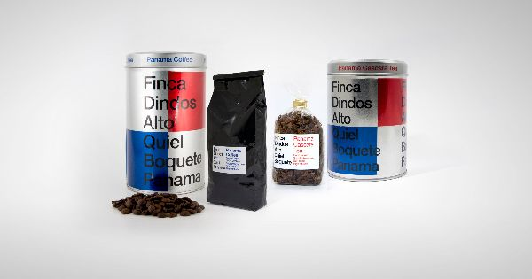 Panamská káva