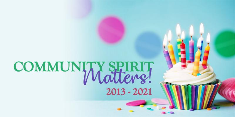 Community Spirit Matters!