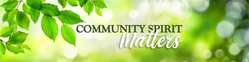 Community Spirit Matters