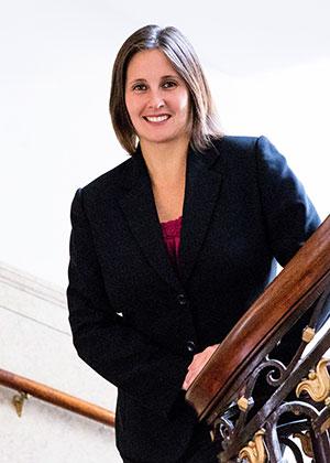 Commissioner Jennifer Flanagan