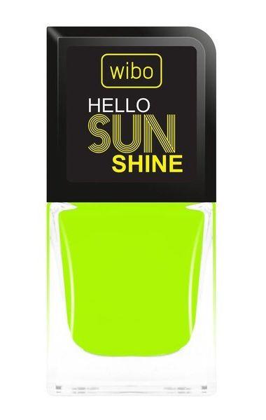 Lac de unghii Hello Sunshine no. 1 - Wibo