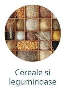 Cereale si leguminoase