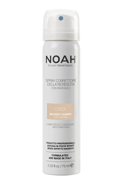 Spray corector cu vitamina B5 pentru acoperirea radacinii parului, BLOND DESCHIS