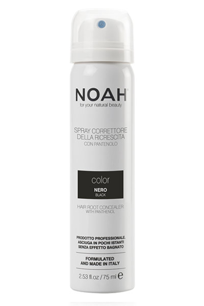 Spray corector cu vitamina B5 pentru acoperirea radacinii parului NEGRU