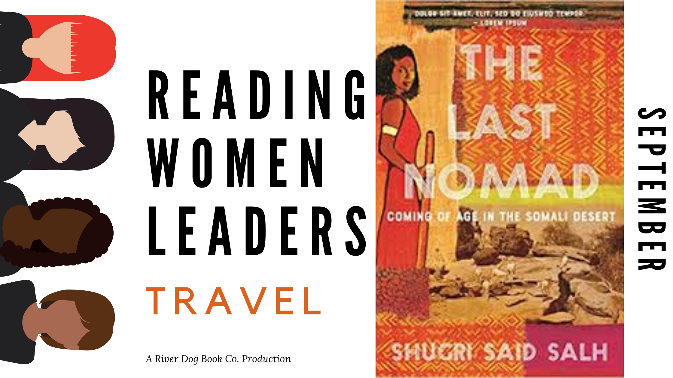 Reading Women Leaders: Travel