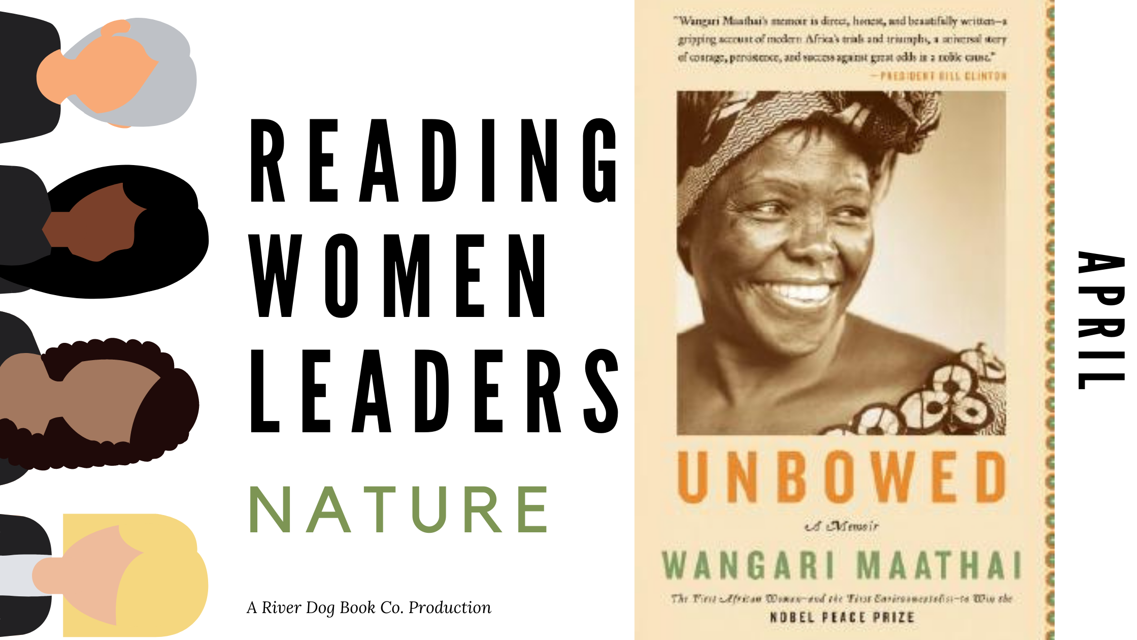 Reading Women Leaders: Nature