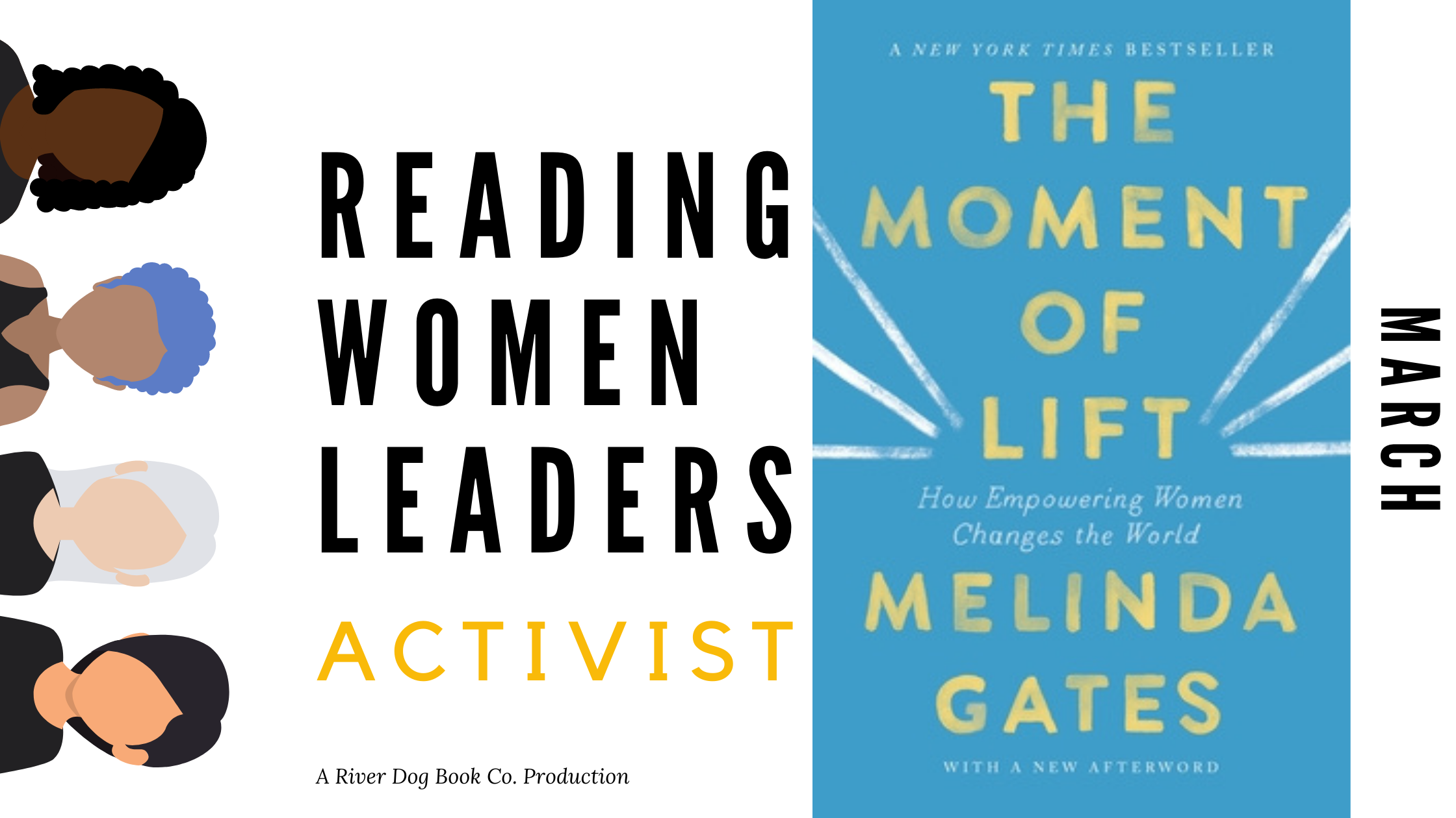 Reading Women Leaders: Activist
