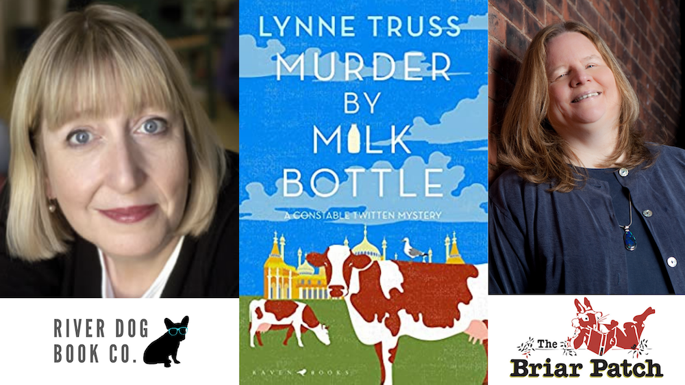 Murder By Milk Bottle In-conversation