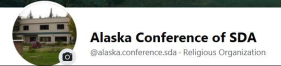 Alaska Conference Facebook