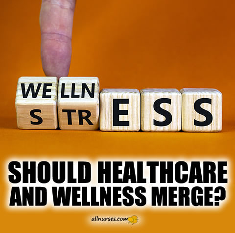 Should healthcare and wellness merge?