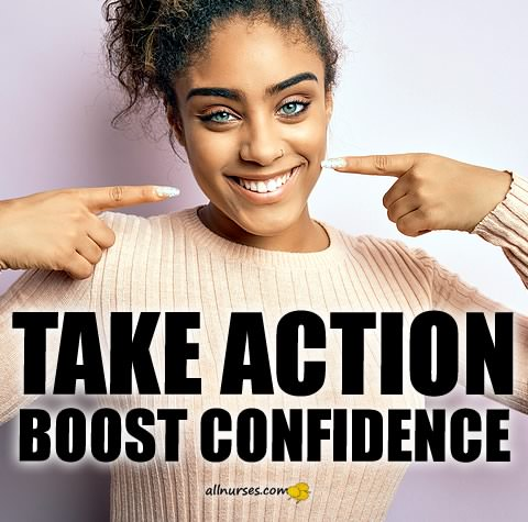 Take Action: Boost Confidence