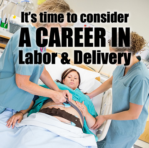 A career in labor and delivery