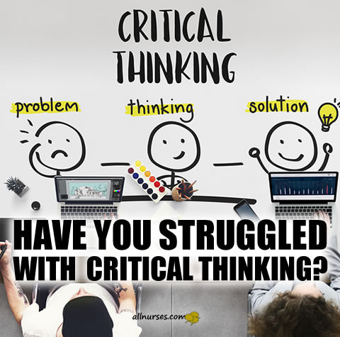 Have you struggled with Critical Thinking?