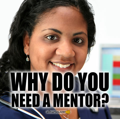 Why do you need a mentor?