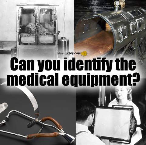 Identify the Medical Equipment Nurses Week Contest