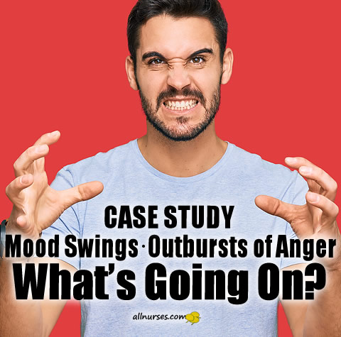 Mood Swing, Outbursts of Anger: What's Going On?