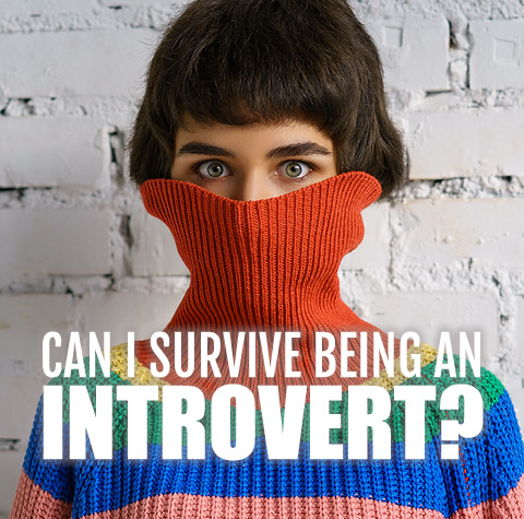 Can I survive being an introvert?