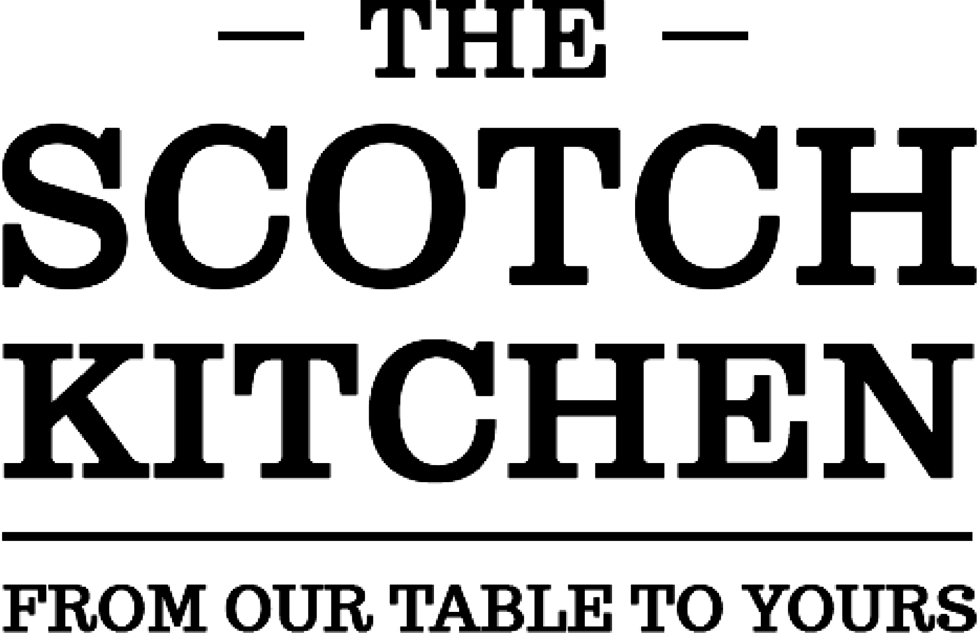 The Scotch Kitchen Logo