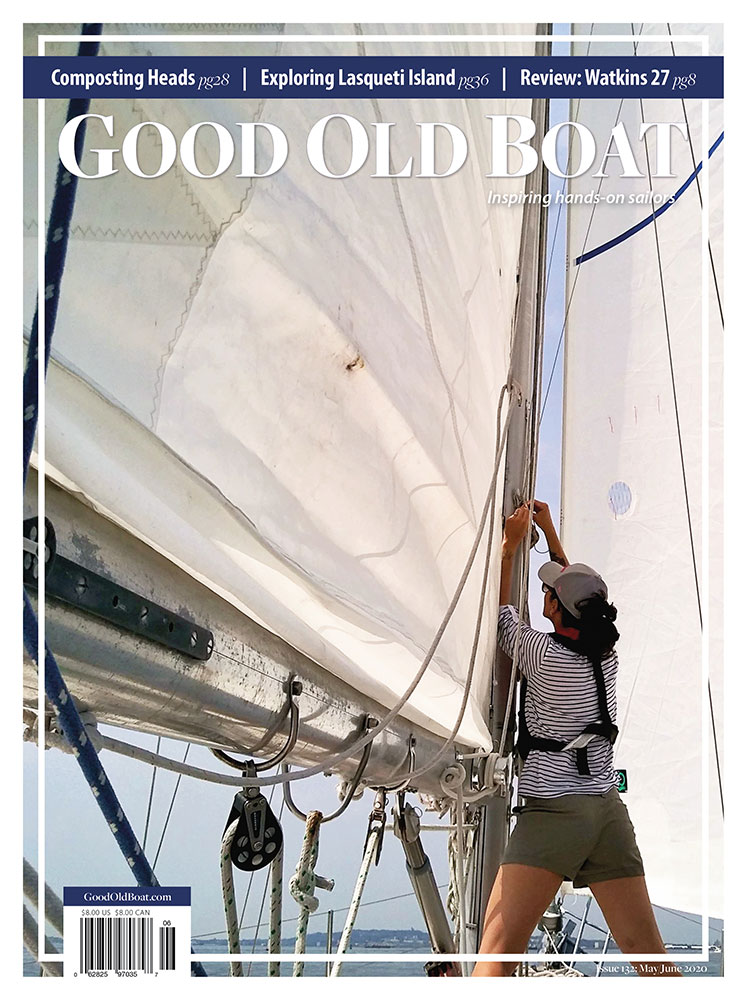 Free Download - Good Old Boat May/June 2020