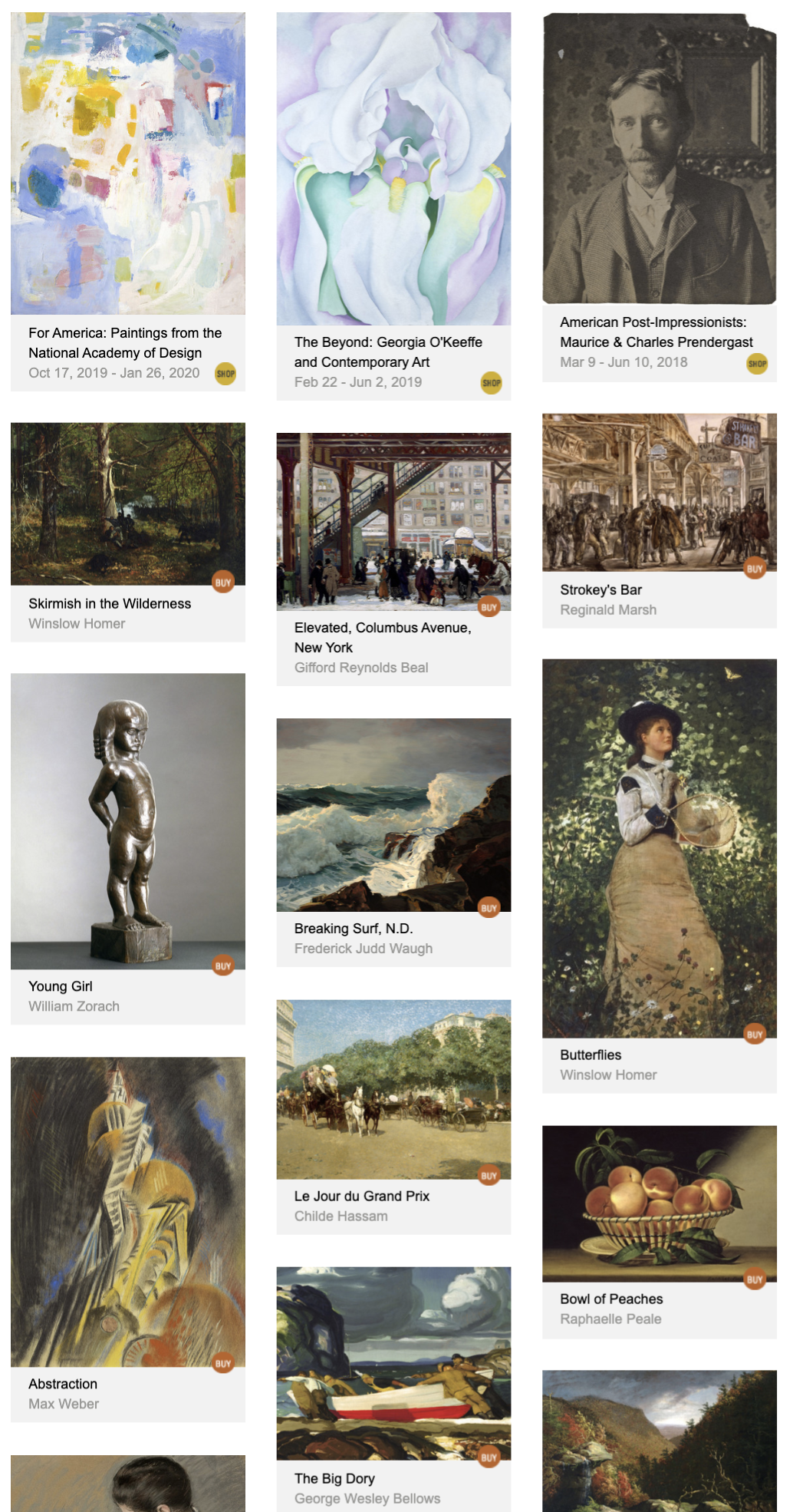 NBMAA Featured Artwork