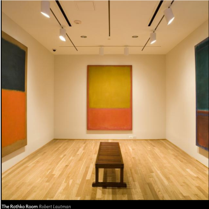 The Phillips Collection Rothko Room