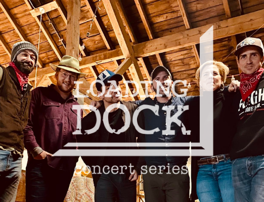Loading Dock Concerts at 3S Artspace