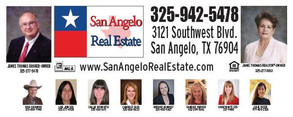 San Angelo Real Estate