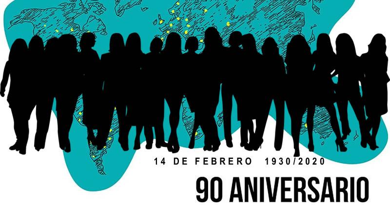 90 aniversario