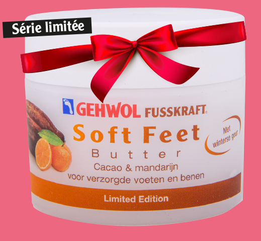 Gehwol soft feet butter