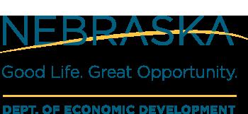 Nebraska Department of Economic Development logo