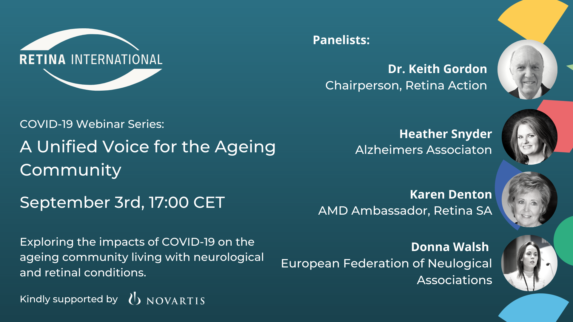 Flyer: A unified voice for the ageing community