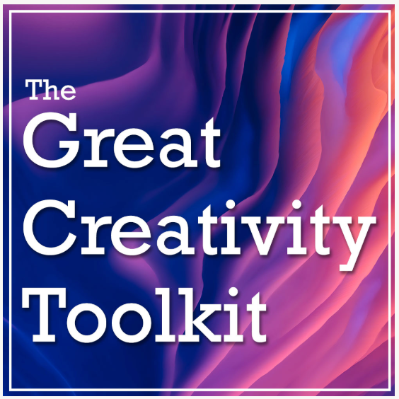 The Great Creativity Toolkit promotional image