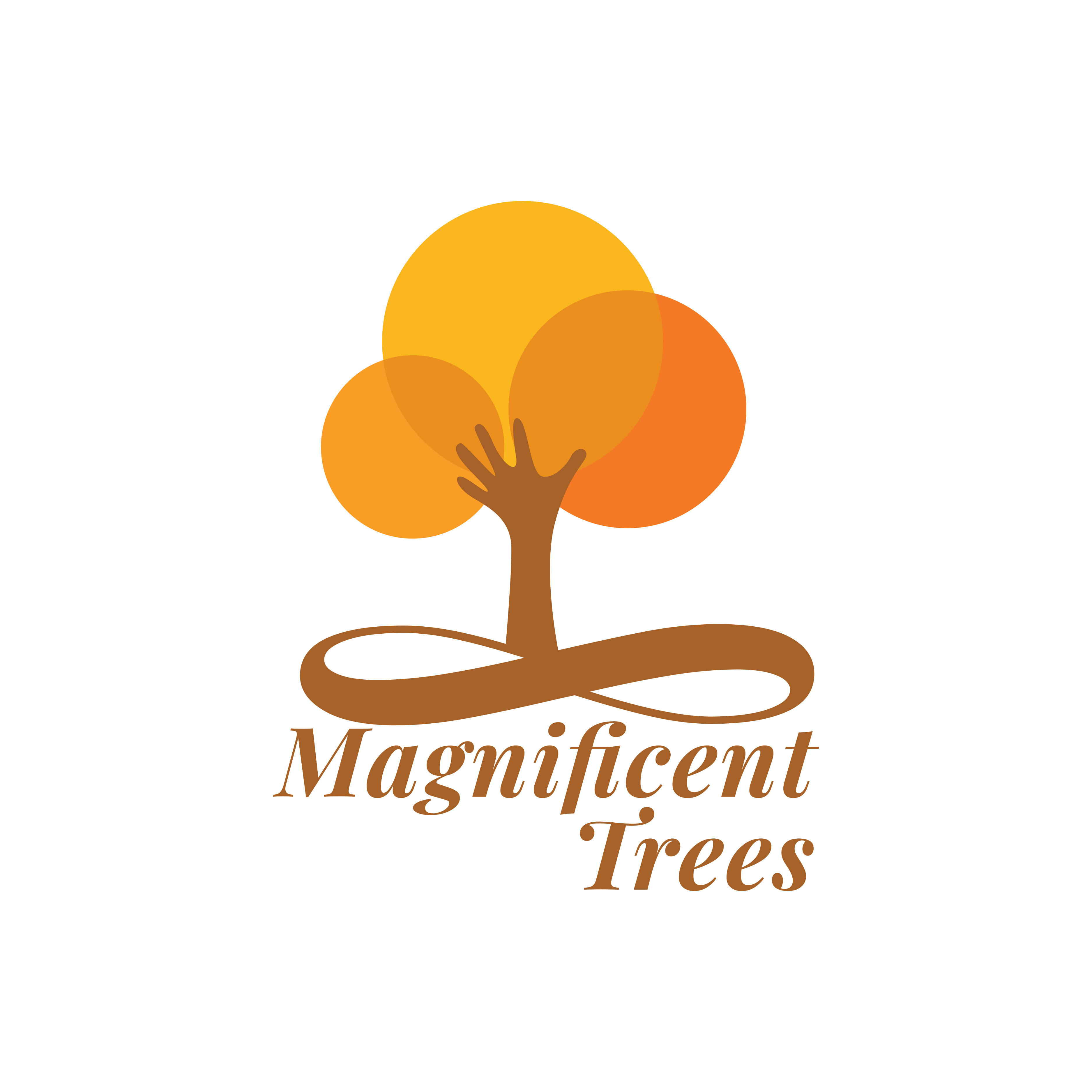 magnificent trees logo