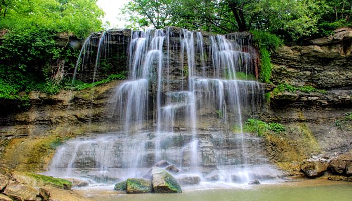 ۵ آبشار زیبا در نزدیکی تورنتو که احتمالا از وجود آنها خبر ندارید