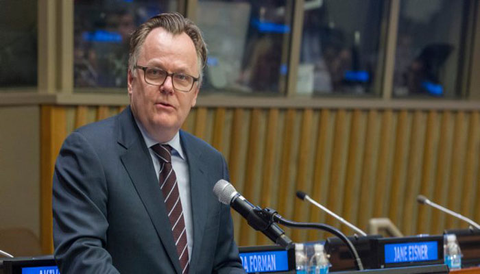 کانادا برای انتخابات عضویت در شورای امنیت سازمان ملل آماده است