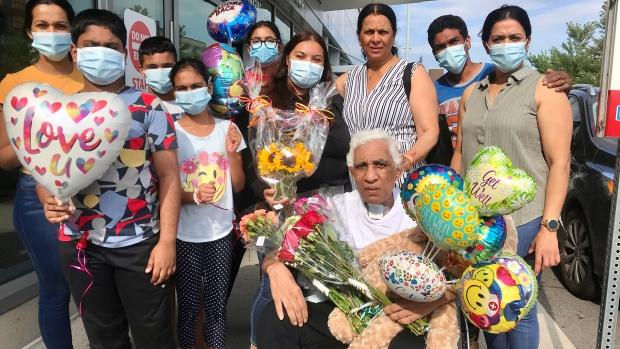 مرد ۶۳ ساله پس از ۱۱ هفته بستری، کرونا را شکست داد